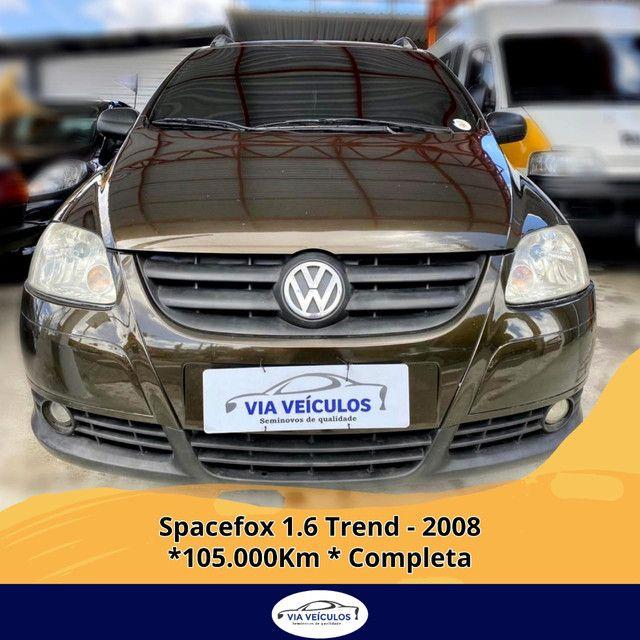 SPACEFOX 1.6 - TREND/Pneus Novos/DVD
