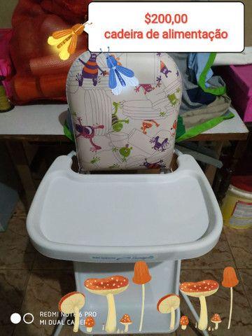 Cadeiras de alimentação - Foto 4