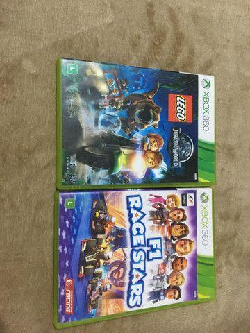 Jogos Xbox 360 originais quit 9 jogos eviamos pelo correio freet por conta do comprador  - Foto 4