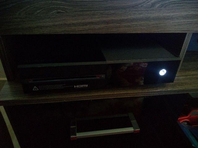 Xbox one, completo.. vendo ou troco por PS4 - Foto 5