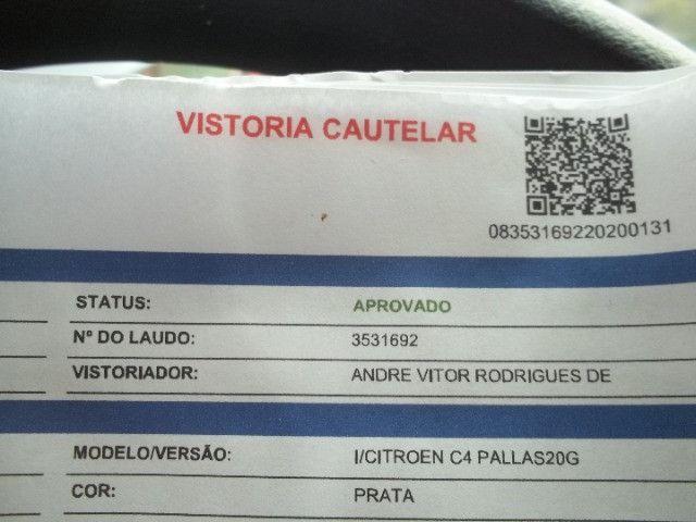 C4 2.0 Flex 2010 O Mais Barato Do Brasil Bom Estado Mecanica Otima Doc Tudo Pago 2020 - Foto 15