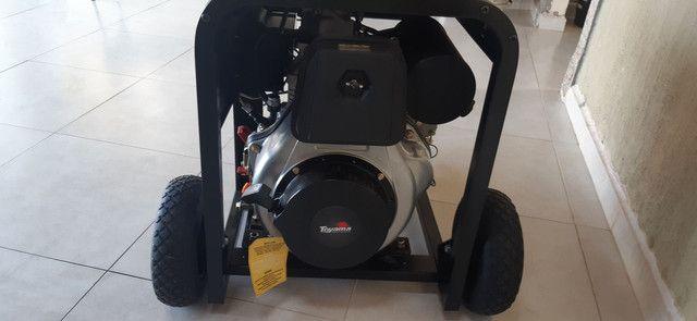 Gerador ZERO a Diesel 7.5 kva - Foto 3