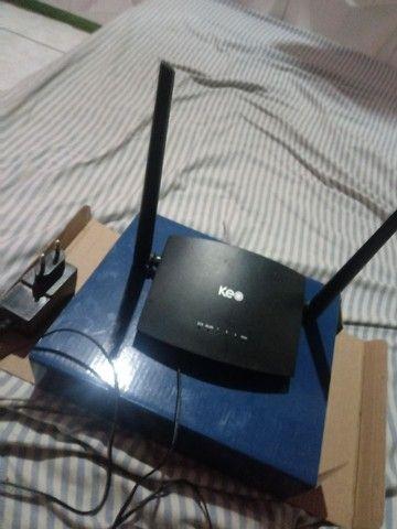 Roteador wi_fi novo  - Foto 3