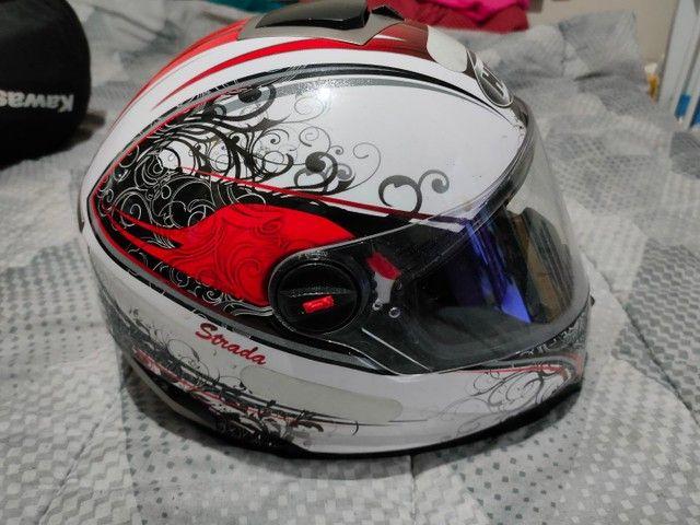 Capacete Helt Helmet Strada - Foto 4