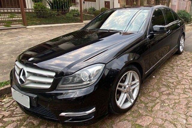 Mercedes Benz C250 - CGI
