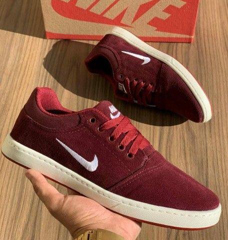 Vendo tênis nike air e sapatênis Nike ( 120 com entrega) - Foto 4