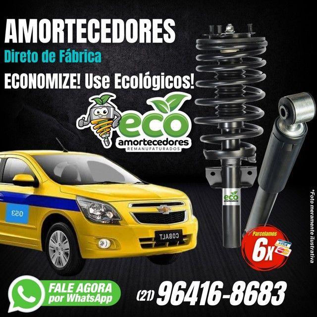 Amortecedor - Solução ecológica para seu carro
