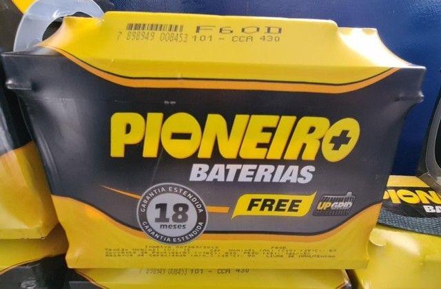 bateria pioneiro - Foto 2