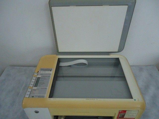 Impressora HP C3180 Photosmart ,conservada, no precinho para vender logo!!! - Foto 3