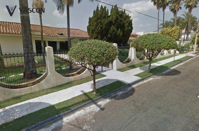 Casa com 4 dormitórios à venda por R$ 3.500.000,00 - Nova Jaboticabal - Jaboticabal/SP