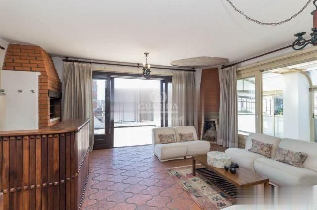 Cobertura para aluguel, 3 quartos, 1 suíte, 1 vaga, MENINO DEUS - Porto Alegre/RS - Foto 4