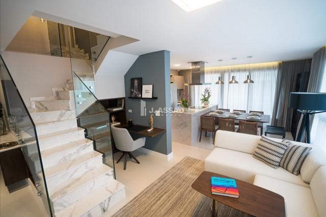 Apartamento à venda com 2 dormitórios em São francisco, Curitiba cod:CO0037