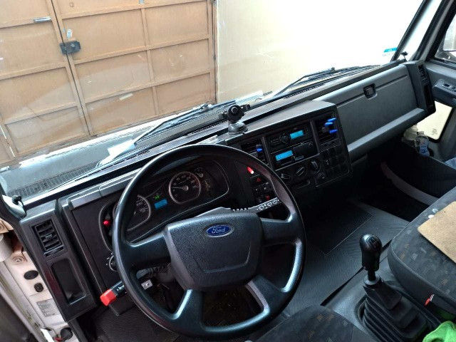 caminhão Ford Cargo 816 S 14/14 Plataforma - Foto 5