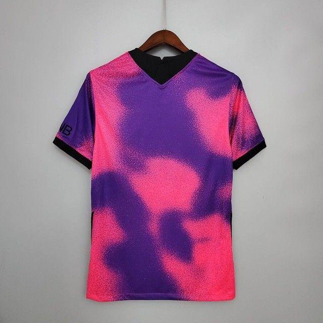 Camisa PSG 2021 - Foto 2