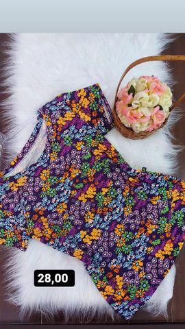 Blusa floral - Foto 6