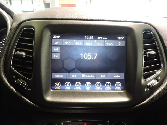 JEEP Compass S Diesel 2.0 2021 4P - Foto 13