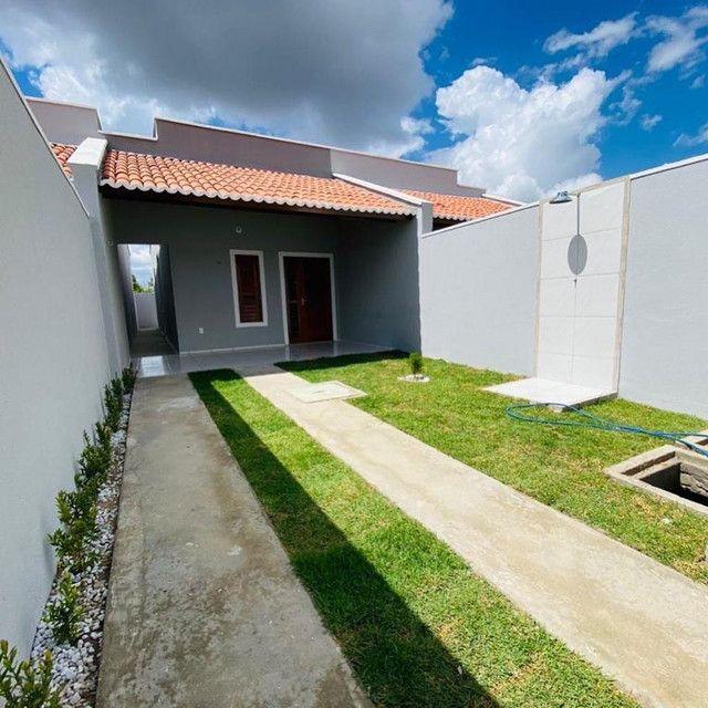 Casa Com Fino Acabamento 10min De Messejana  - Foto 2