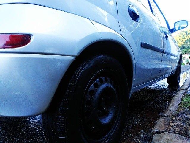GM Corsa Hatch 1.0 MPFI 2004/2004 8v 71cv 5P - Foto 3