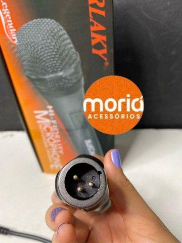 Microfone profissional dynamic RLAKY  - Foto 2