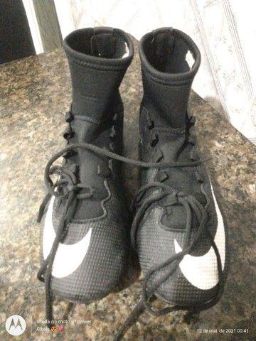 Chuteira da Nike de birro - Foto 3