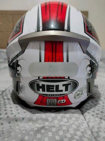 Capacete Helt Helmet Strada - Foto 2