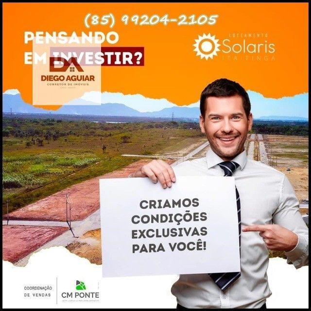 Solaris Loteamento em Itatinga-Gererau *&¨%$