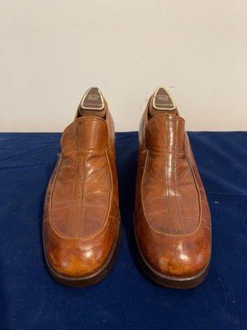 Sapato Florshine, USA, designer collection anos 70, - Foto 5