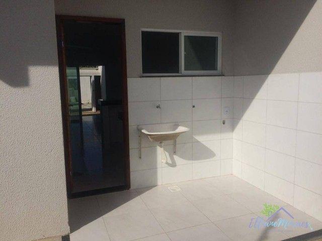 Casa com 3 dormitórios à venda, 83 m² por R$ 230.000,00 - Lagoinha - Eusébio/CE - Foto 18