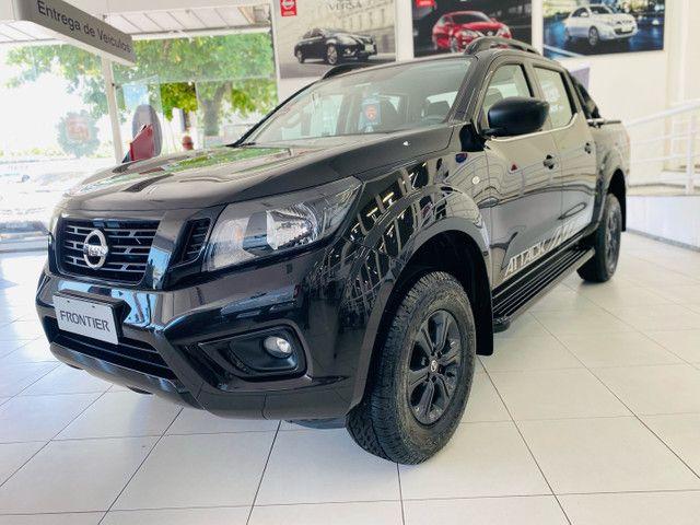 Nissan Frontier Attack 2021 0km - Foto 2