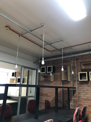 Sala no Eliza Miranda prota para escritorio , Coworking , 51 m² equipada - Foto 2