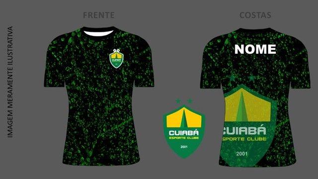 Camisas de time personalizadas