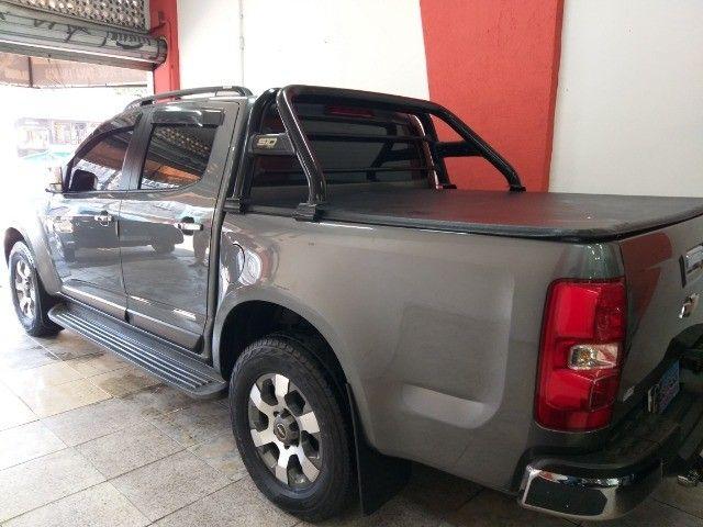Chevrolet S10 Ltz Top   + Gnv troco e financio aceito carro ou moto maior ou menor valor - Foto 5