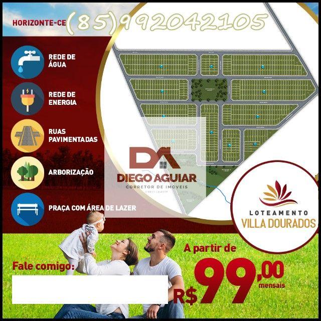 Lotes Villa Dourados *&¨%$# - Foto 8