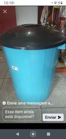 Vendo balde com tampa  - Foto 2