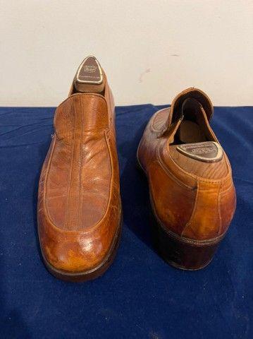 Sapato Florshine, USA, designer collection anos 70, - Foto 3