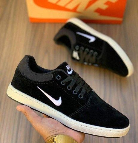 Vendo tênis nike air e sapatênis Nike ( 120 com entrega) - Foto 5