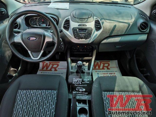 Ford Ká SE 1.0 Flex Completo, Único Dono! - Foto 6