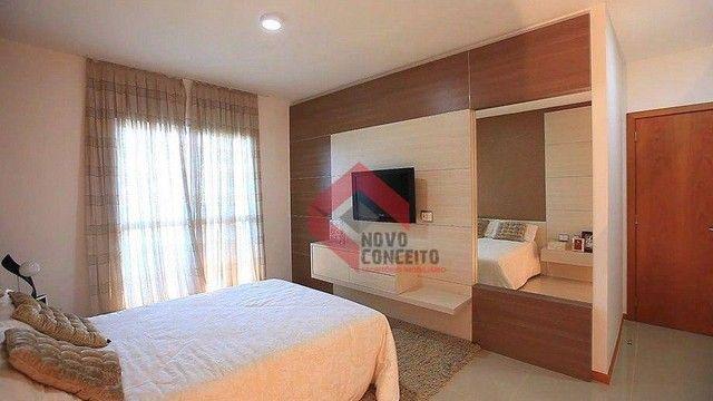 Apartamento com 4 dormitórios à venda, 164 m² por R$ 1.320.000 - Guararapes - Fortaleza/CE - Foto 15