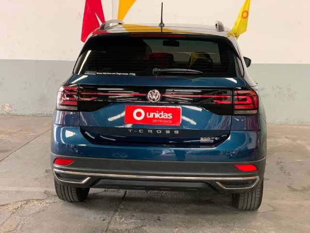 Volkswagen T-Cross 1.0 Tsi - 2020 - Foto 5