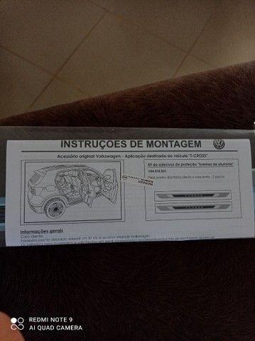 Adesivo Volkswagen original de fabrica  - Foto 3