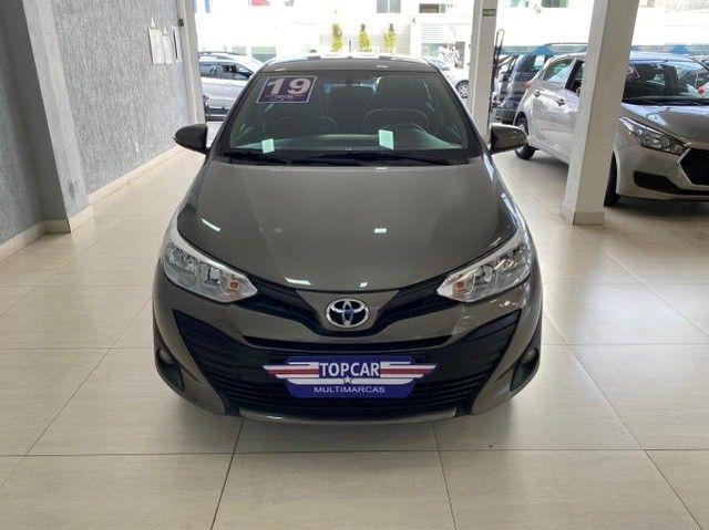 Toyota Yaris Sedan XL Automático 2019 (Super Novo!!)