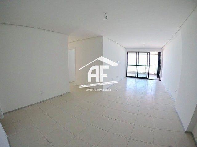 Apartamento com 4 quartos (2 suítes) - Alto padrão com vista total para o mar - Foto 7