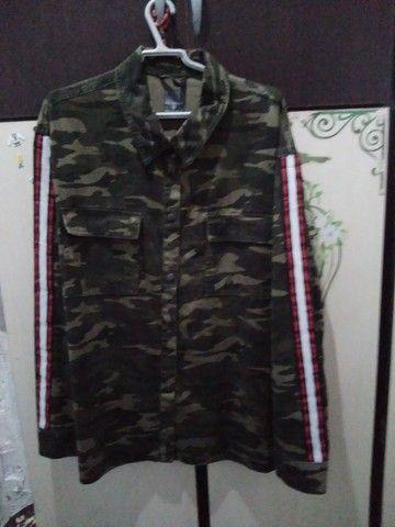 Jaqueta camuflada - Foto 3
