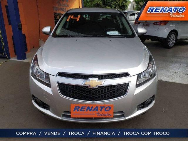 Chevrolet Cruze 1.8 Lt Automático 2014 - Foto 2