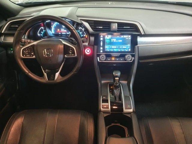 Honda CIVIC SEDAN TOURING 1.5 TURBO 16V AUT 4P - Foto 11