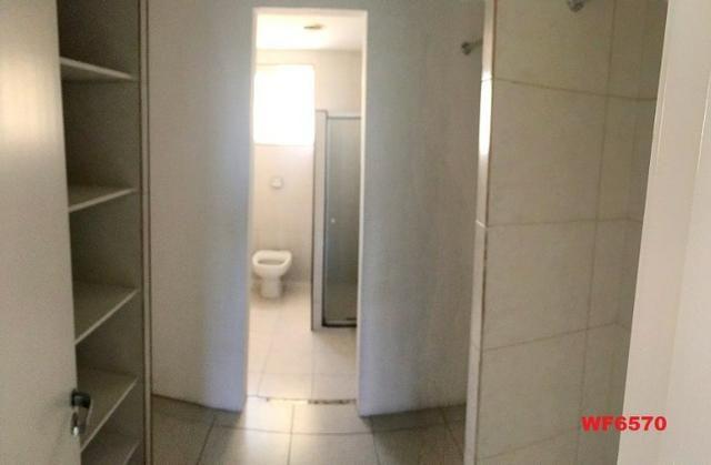 Edifício Itália, apartamento com 4 quartos, 2 vagas de garagem, piscina, Cocó - Foto 7