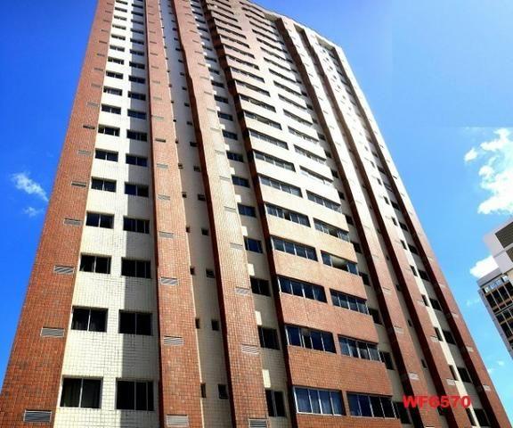 Olavo Brasil, apartamento, Aldeota, 3 suítes, 2 vagas, próx ao colégio Santa Cecília