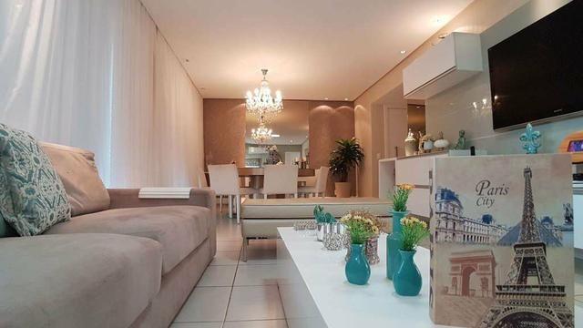R. Apartamento com 142m - 3 Suítes // Varanda Gourmet - Vista Mar