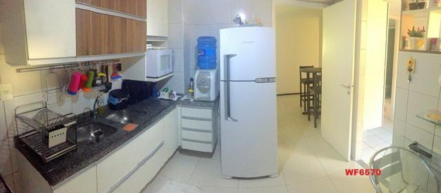 Les Places, apartamento no Cocó, 3 suítes, 3 vagas, próximo shopping rio mar, cidade 2000 - Foto 6