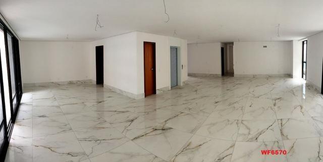 Palmares, apartamento no Meireles, vista mar, 4 suítes, 5 vagas, lazer completo - Foto 2